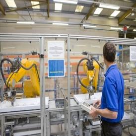 صنایع خودرو سازی Robotic Arm